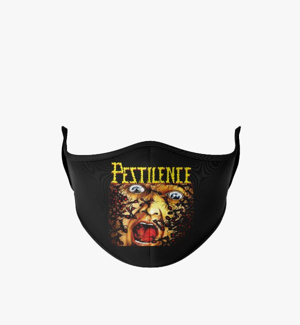 Máscara de Tecido Dupla Camada Antibacteriana Anthrax 3