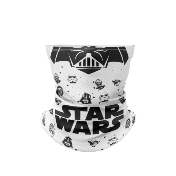 Balaclava Elástica Térmica Estampa Star Wars