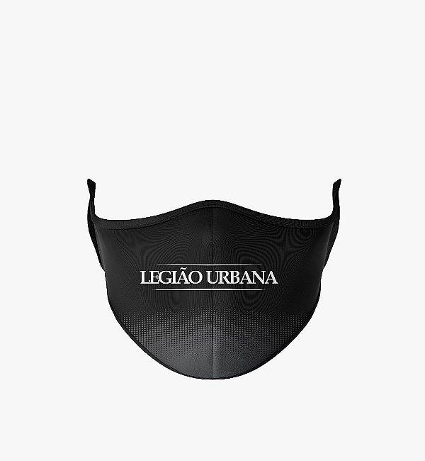 Máscara Antibacteriana Dupla Camada Legião Urbana