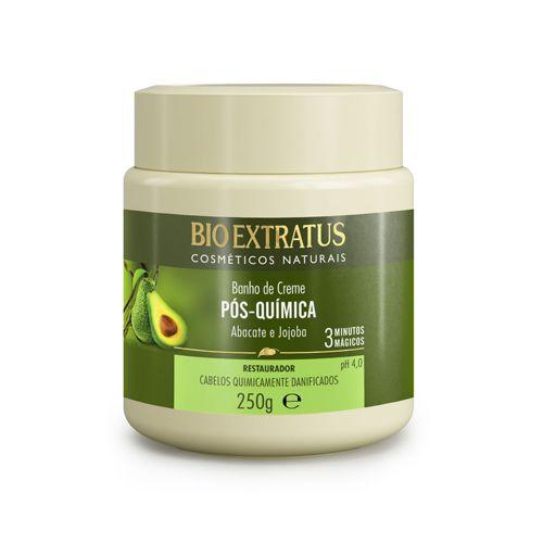 Banho De Creme Bio Extratus 250G Abacate e Jojoba
