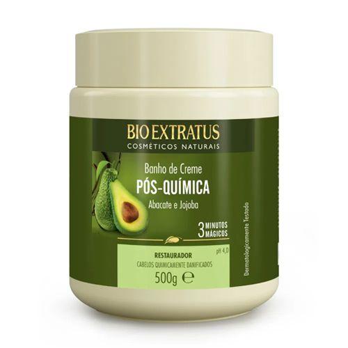 Banho De Creme Bio Extratus 500G Abacate e Jojoba
