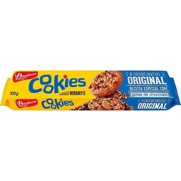 Cookies Bauducco Original 100g