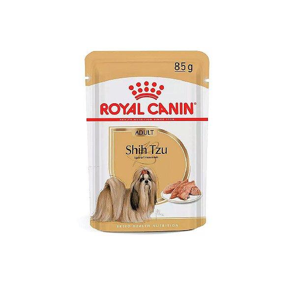 Sachê Royal Canin 85g Shin Tzu