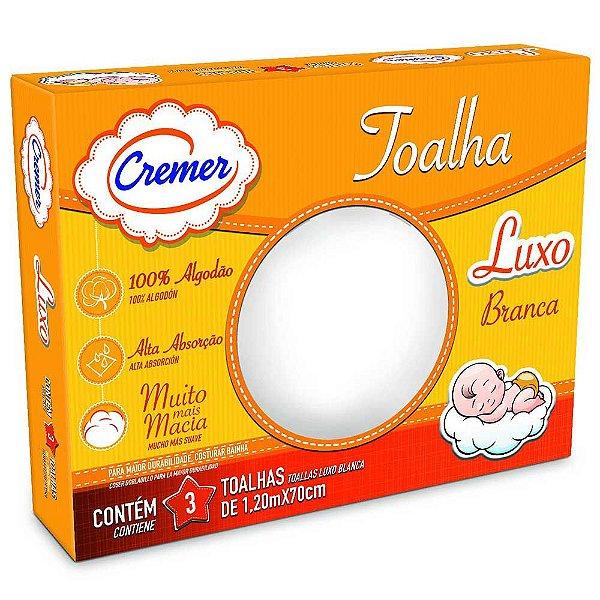 Toalha Cremer Luxo Br
