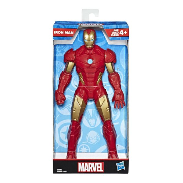 Boneco Hasbro E5582 Olympus Homem De Ferro
