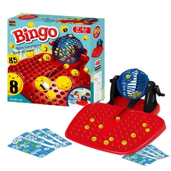 Jogo Bingo Multikids BR1285