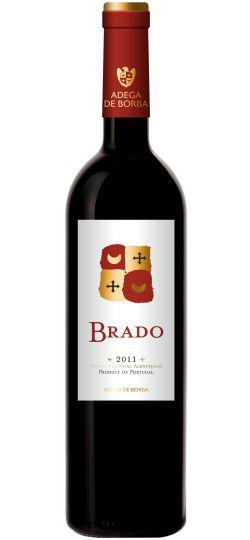 Vinho Brado 750ml Tinto
