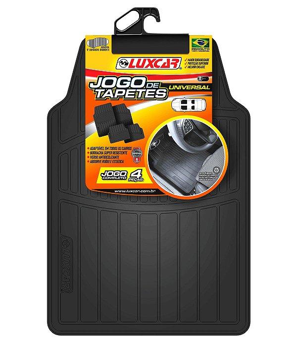 Tapete Luxcar 4001 Borracha Universal