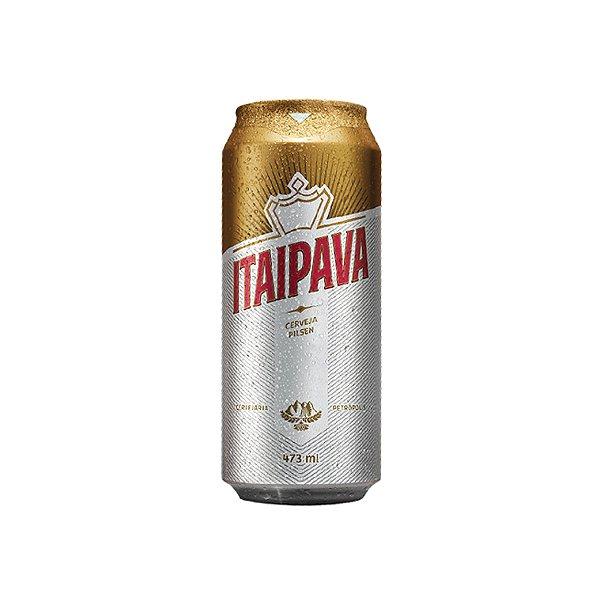 Cerveja Itaipava Lata 473ml