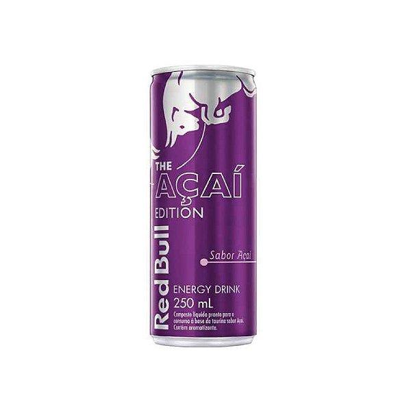 Energético Red Bull The Açai Edition 250ml