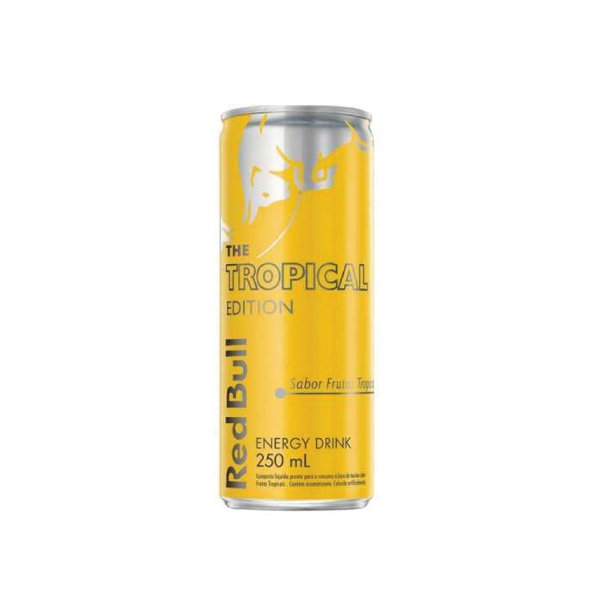 Energético Red Bull The Tropical Edition 250ml
