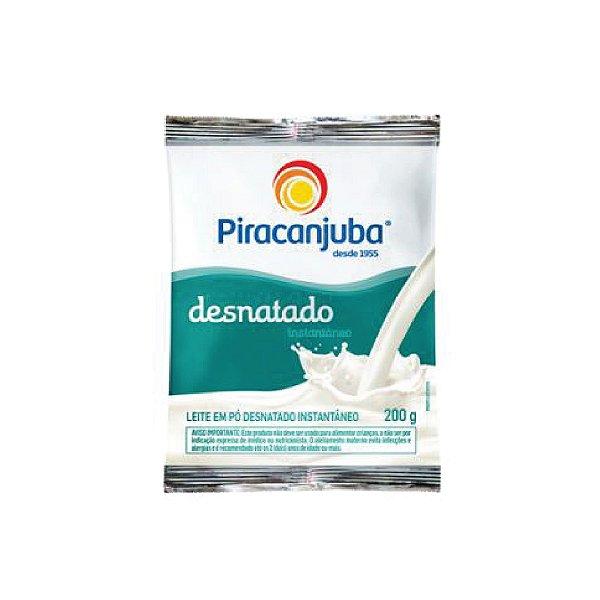 Leite em Pó Piracanjuba Desnatado 200g