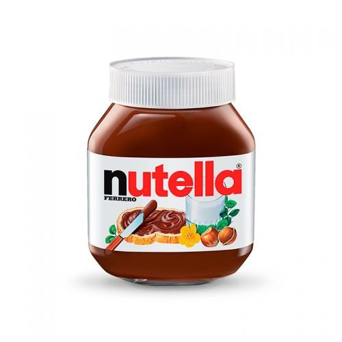 Nutella Ferrero Avelã Cacau 140g