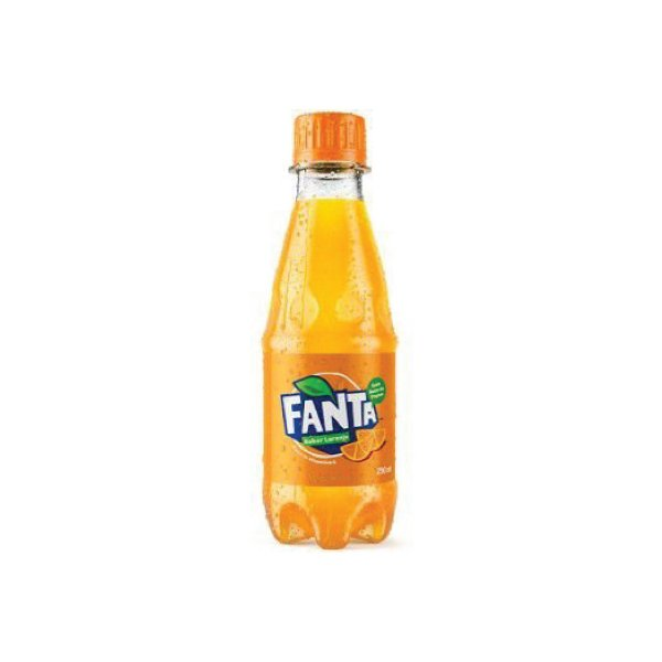 Refrigerante Fanta Laranja Pet 250ml
