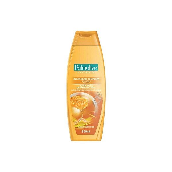 Shampoo Palmolive Naturals Reparação Completa 350ml