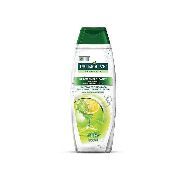 Shampoo Palmolive Naturals Detox Energizante 350ml