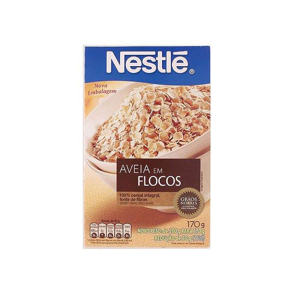Aveia Nestlé Flocos 170g
