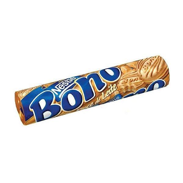 Biscoito Nestlé Bono Recheado Doce de Leite 140g