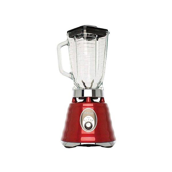 Liquidificador Oster LIQ4126 220v - Vermelho