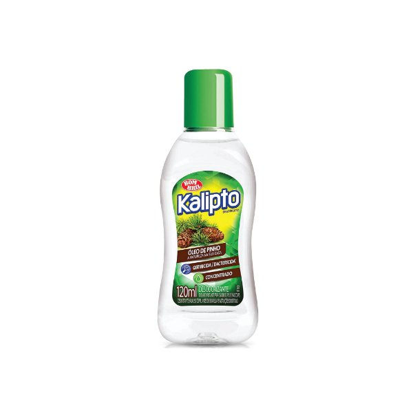 Desinfetante Kalipto Óleo Pinho 120ml