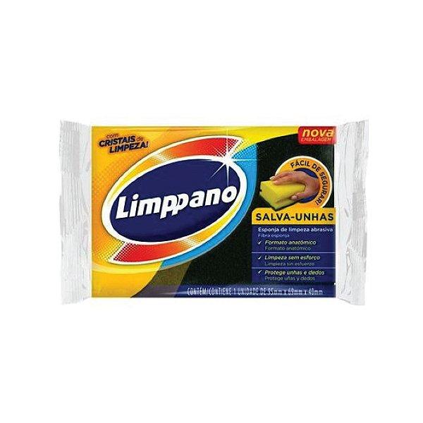 Esponja Limppano Abrasiva Salva Unhas