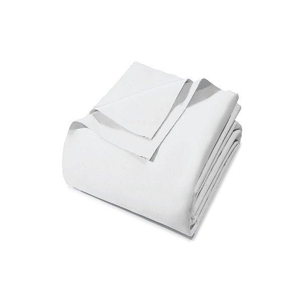 Lençol C/Elástico Santista Casal Royal Branco