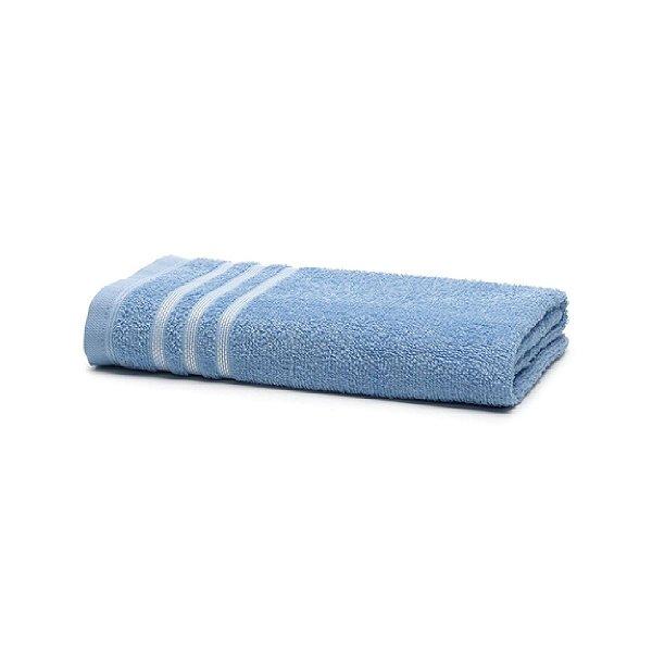 Toalha de Rosto Santista Tina Enxuta Hortência 70x130cm 100% algodão