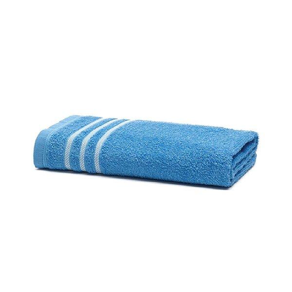 Toalha de Rosto Santista Tina Enxuta Azul