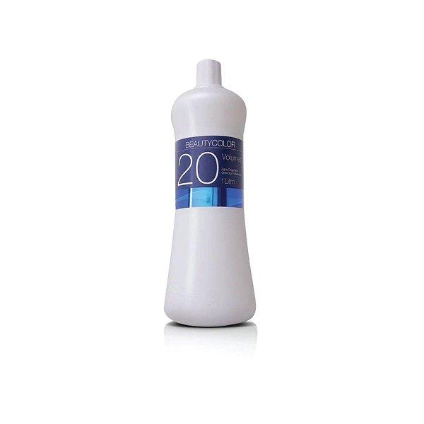 Água Oxigenada Cremosa BeautyColor 20 Volumes 1L