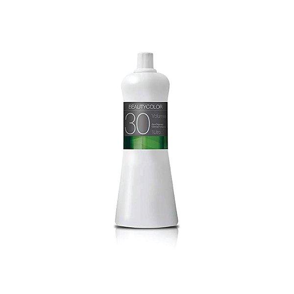 Água Oxigenada Cremosa BeautyColor 30 Volumes 1L