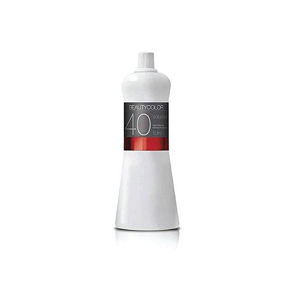 Água Oxigenada Cremosa BeautyColor 40 Volumes 1L