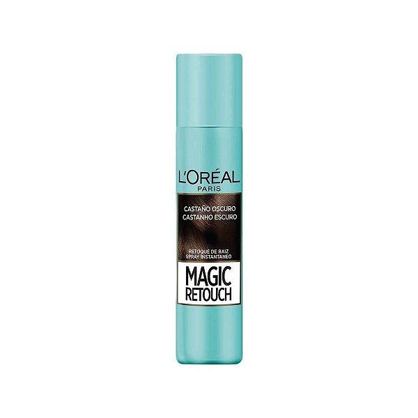 Coloração L'Oréal Magic Retouch Castanho Escuro