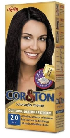 Coloração Cor&Ton Mini kit 2.0 Preto