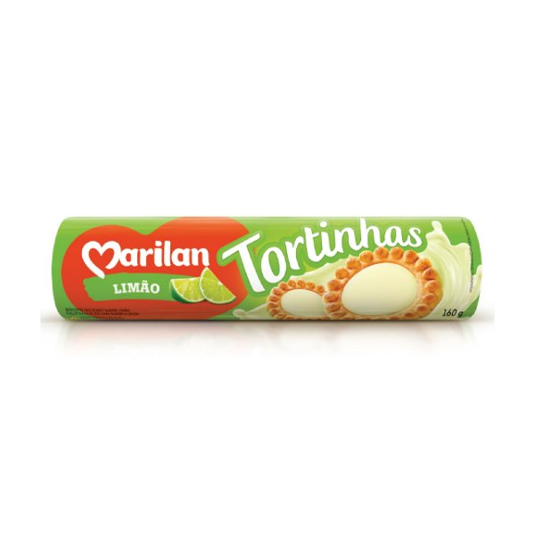 Biscoito Marilan Tortinhas 160g