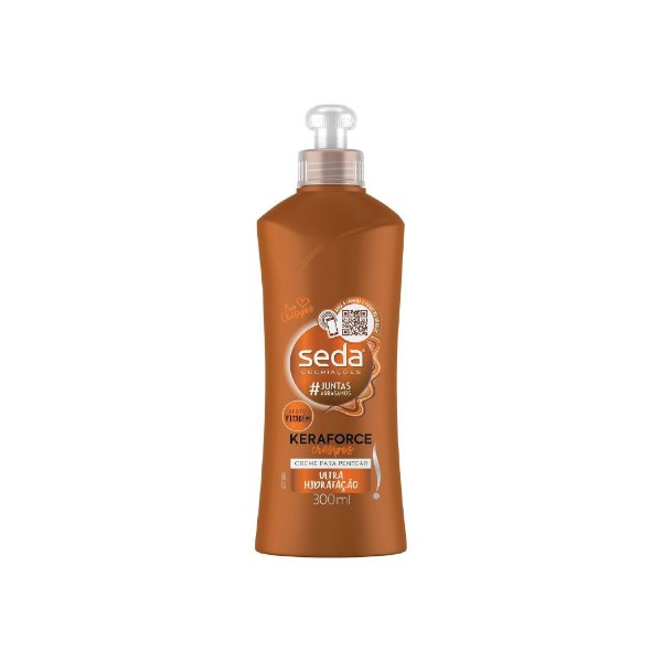 Creme de Pentear Seda Keraforce Original 300ml