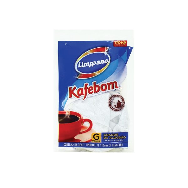 Coador de Café Limppano Kafebom G
