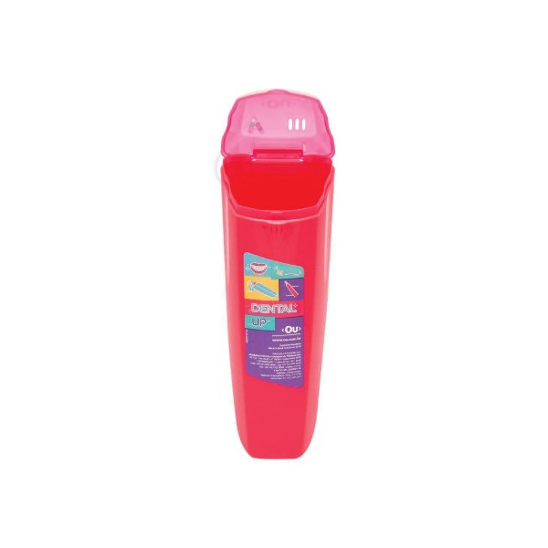 Porta Escova Dental Ou Up Rosa Pink Up2000
