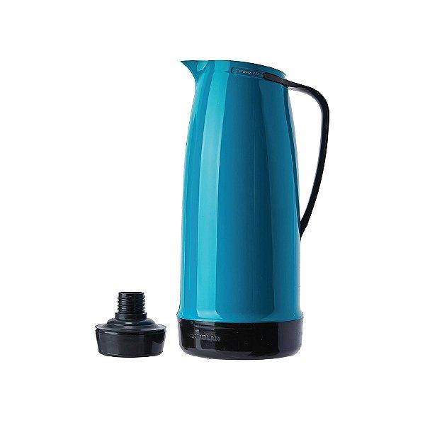 Garrafa Térmica Termolar Bule Dama Azul 56509 1L