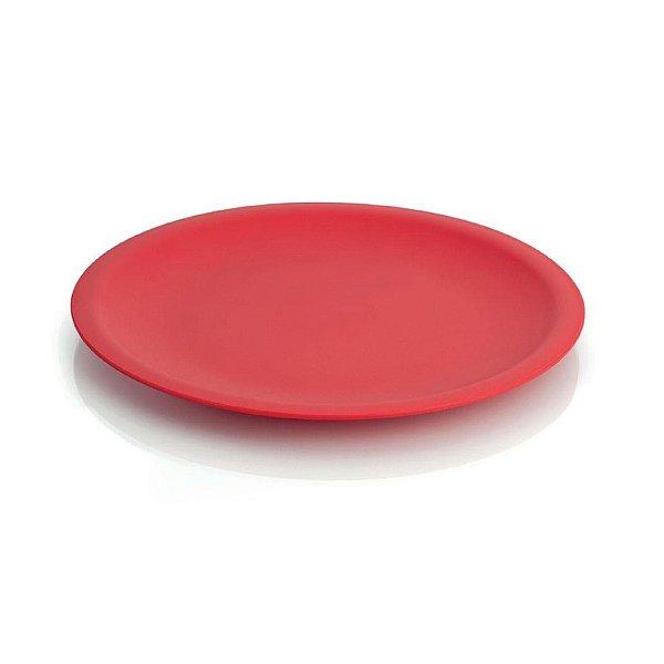 Prato Raso Ou Vermelho Pr3820 - Plástico