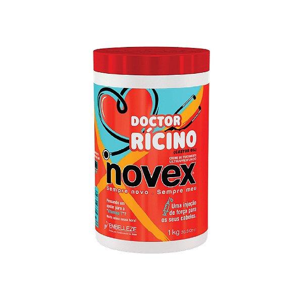 Novex Creme de Tratamento Doctor Rícino 1kg