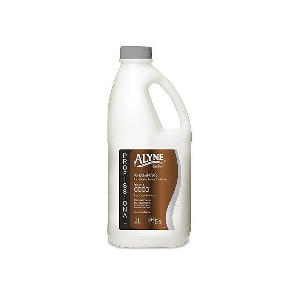 Shampoo Alyne Óleo de Coco 2L