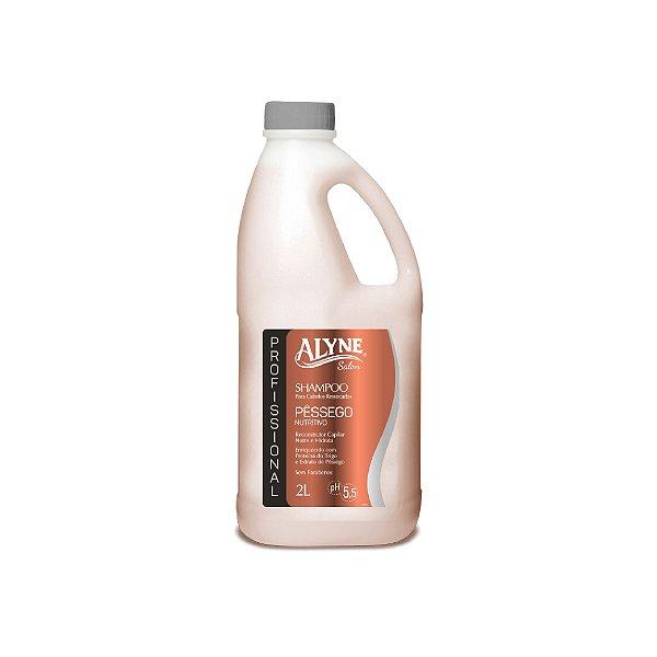 Shampoo Alyne Pêssego 2L
