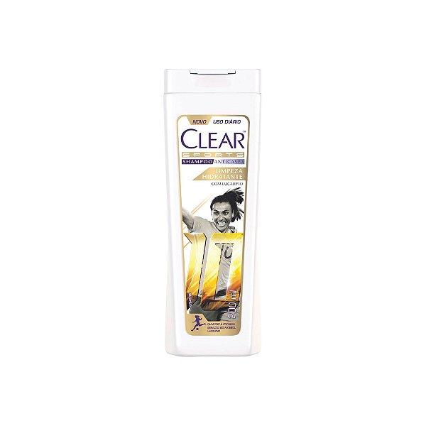 Shampoo Clear Anticaspa Renovação e Anticoceira 200ml