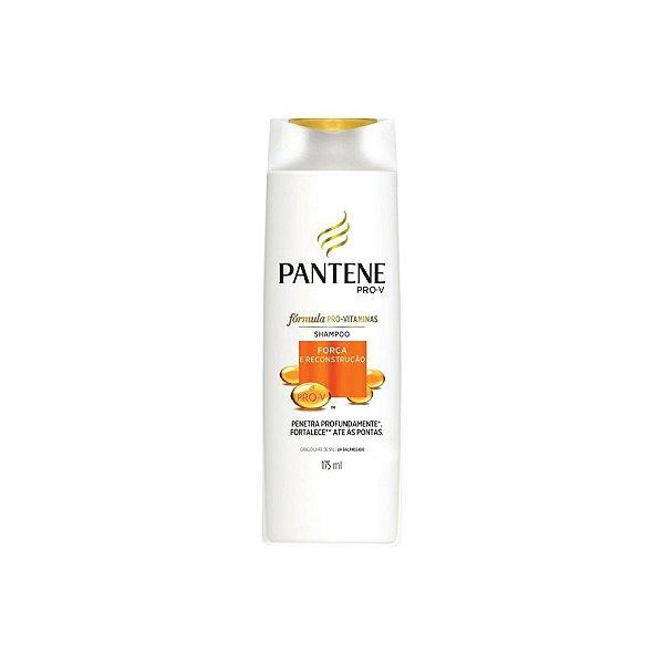 Shampoo Pantene Força e Reconstrução 175ml