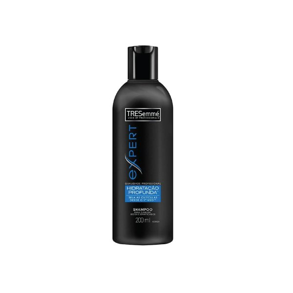 Shampoo Tresemmé Hidratação Profunda 200ml
