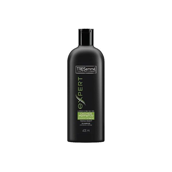 Shampoo Tresemmé Cachos Perfeitos 400ml