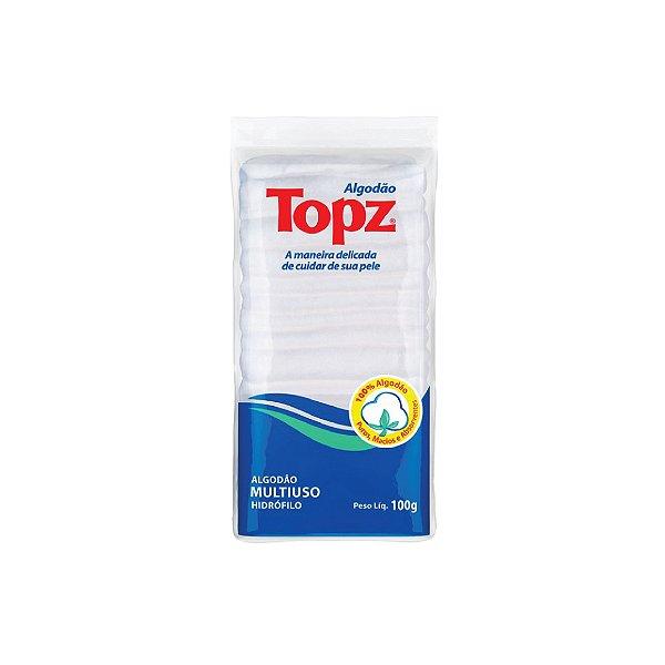 Algodão Topz Natures Zz 100g
