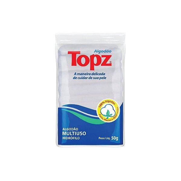 Algodão Topz Natures Zz 50g