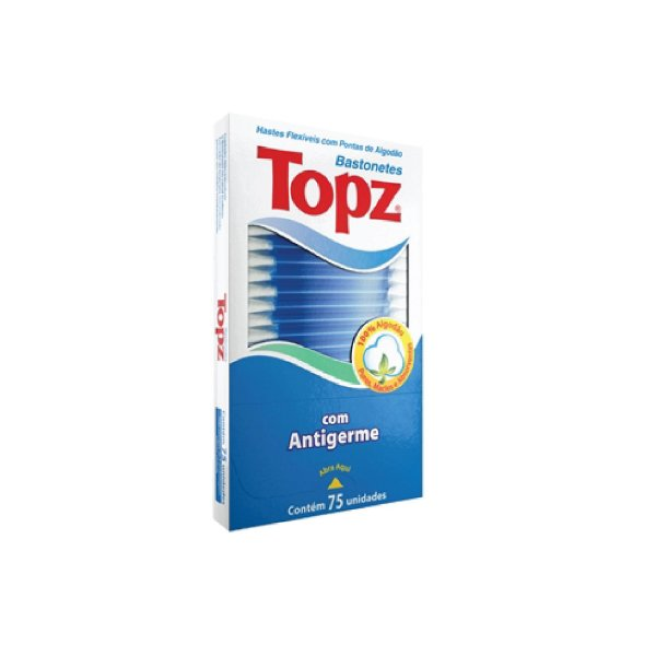 Hastes Flexíveis Topz C/75