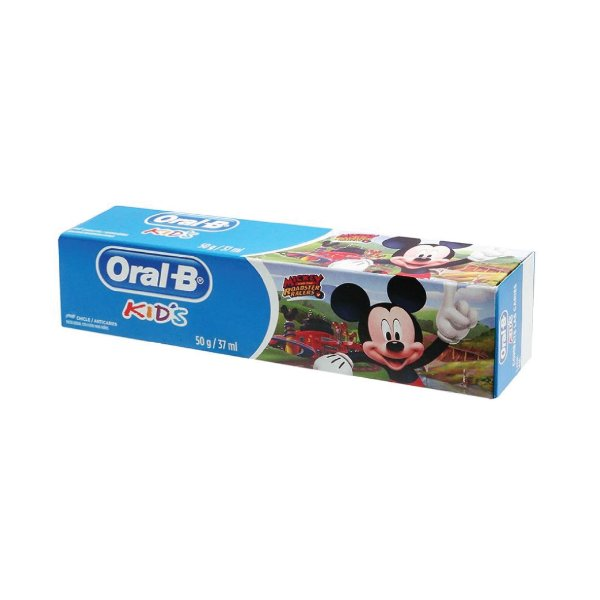 Creme Dental Oral B Kids Mickey 50g